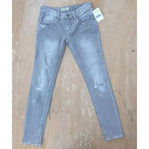 NWT Free People Copenhagen distressed denim skinny